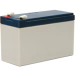 "12 Volt 7 Amp Battery for Rechargeable Nitrogen Inflator Systems. 5.94"" X 2.56"" X 3.70"""