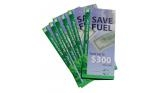 Save Fuel Tri-fold Brochures